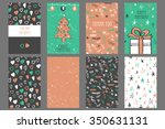 collection of 4 greeting cards.