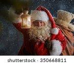 Photo Of Santa Claus Walking...
