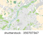 vector map of the city of... | Shutterstock .eps vector #350707367