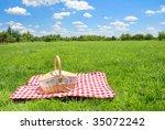 picnic | Shutterstock . vector #35072242