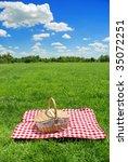 picnic | Shutterstock . vector #35072251