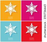 eps10 flat snowflake ...