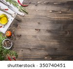 ingredients for cooking... | Shutterstock . vector #350740451