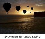 balloons | Shutterstock . vector #350752349