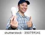 Portrait Of An Electrician...