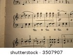 old music | Shutterstock . vector #3507907