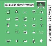 presentation  chart  diagram ... | Shutterstock .eps vector #350794817