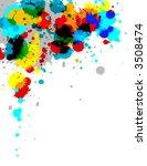 Illustration Of Multi Colored...