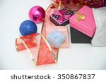 photo of the christmas... | Shutterstock . vector #350867837