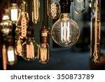 Old Vintage Light Bulb