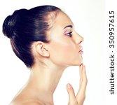 Beauty Portrait. Beautiful Spa...