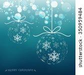 Vector Christmas Ball...
