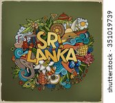 sri lanka hand lettering and...