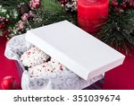 close up of christmas... | Shutterstock . vector #351039674