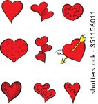 Heart   Clip Art   Vector...