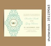 Beautiful Wedding Invitation...