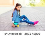 Fashion Little Girl Child...