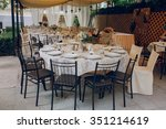 authentic wedding wonderful... | Shutterstock . vector #351214619
