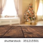 christmas holiday background... | Shutterstock . vector #351215501