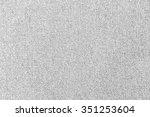 grey carper texture for... | Shutterstock . vector #351253604