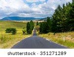 Australian Outback Road....