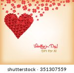 Dandelion Hearts Greeting Card
