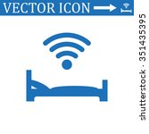 wifi  icon  vector illustration....