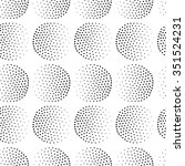 vector geometric seamless... | Shutterstock .eps vector #351524231