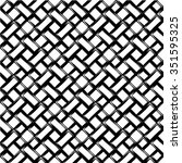 seamless geometric pattern.... | Shutterstock .eps vector #351595325