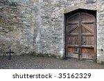 Stock photo dublin kilmainham gaol detail kilmainham gaol is a former prison located in inchicore in 35162329