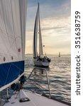 regatta | Shutterstock . vector #351638759