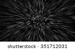 Particle or space traveling. Particle zoom background.