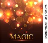 Magic Delightful Background Fo...