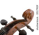 close up of a cello   string... | Shutterstock . vector #3517909