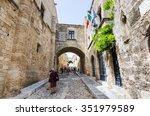 Rhodes Old City  Rhodes...
