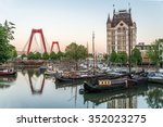 Rotterdam City  Oude Haven...