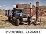 1927 Vintage Truck In Bodie...