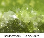 abstract shiny green background | Shutterstock . vector #352220075