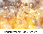 abstract shiny orange background | Shutterstock . vector #352225997
