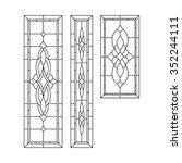 Vintage Window Design Many...