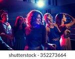party  holidays  celebration ... | Shutterstock . vector #352273664