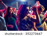party  holidays  celebration ... | Shutterstock . vector #352273667