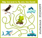 cartoon of education will... | Shutterstock .eps vector #352343099