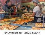 alba  italy   november 15  2015 ... | Shutterstock . vector #352356644