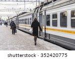 pushkino  russia  on december... | Shutterstock . vector #352420775