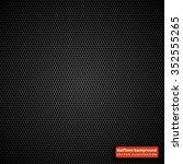 halftone seamless pattern.... | Shutterstock .eps vector #352555265