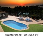 Villa With Outdoor Swimming...