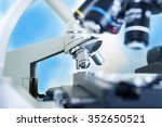 professional ocular laboratory... | Shutterstock . vector #352650521