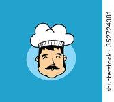 chef | Shutterstock .eps vector #352724381