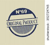 original product rubber texture | Shutterstock .eps vector #352729745